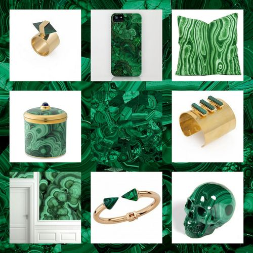 Malachite Collage2